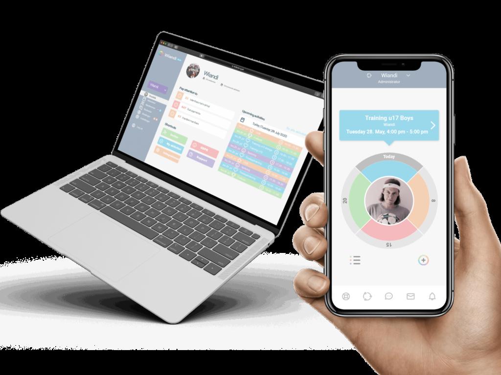 100% gratis app og foreningssystem til dig og din Forening